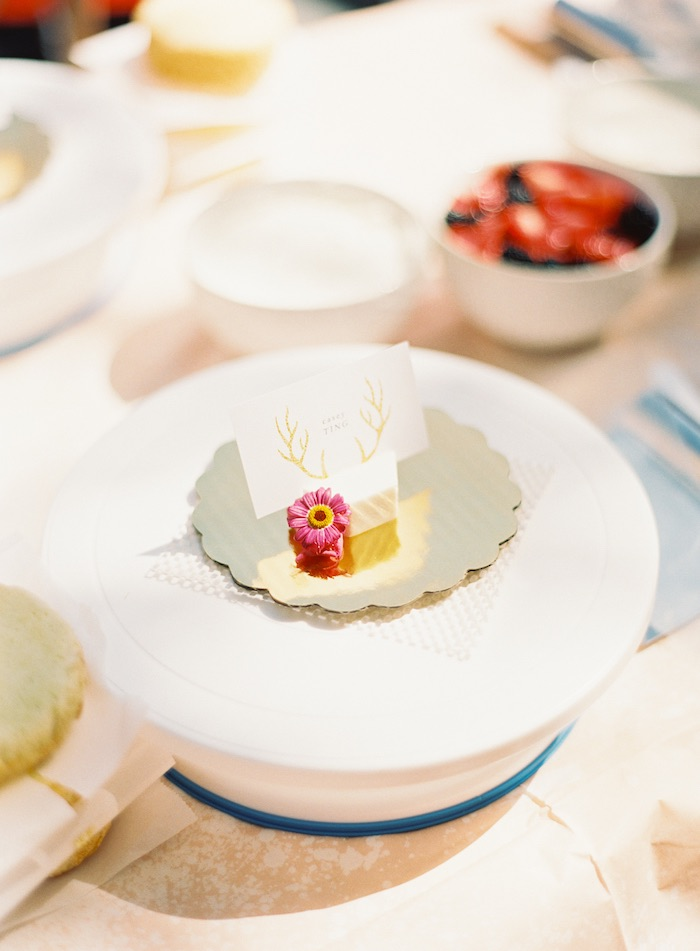 Boho Cake Workshop Bridal Shower on Kara's Party Ideas   KarasPartyIdeas.com (17)
