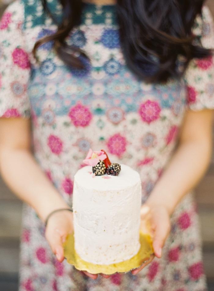 Boho Cake Workshop Bridal Shower on Kara's Party Ideas   KarasPartyIdeas.com (7)