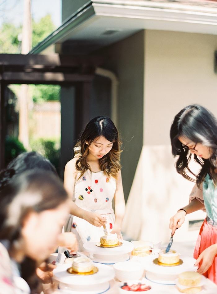 Boho Cake Workshop Bridal Shower on Kara's Party Ideas   KarasPartyIdeas.com (21)