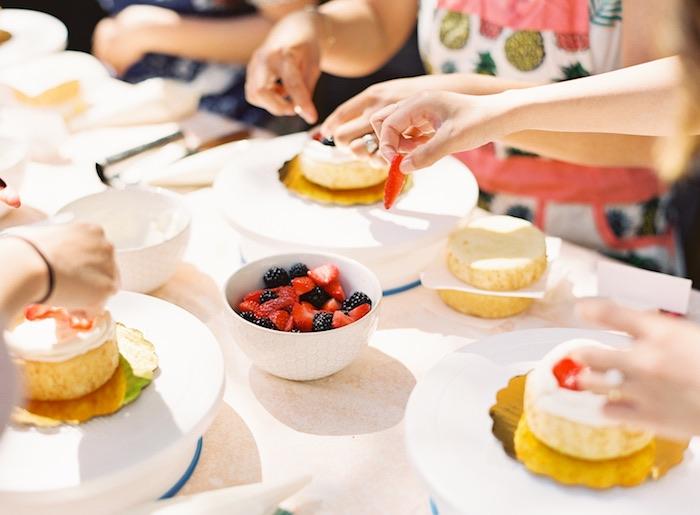 Boho Cake Workshop Bridal Shower on Kara's Party Ideas   KarasPartyIdeas.com (20)
