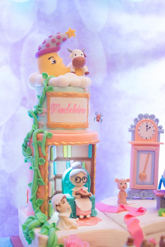 Clic Nursery Rhyme Birthday Party