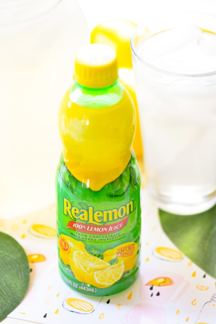 Lemonade Pitcher | Just Dough It! |Real Pitcher Of Lemonade