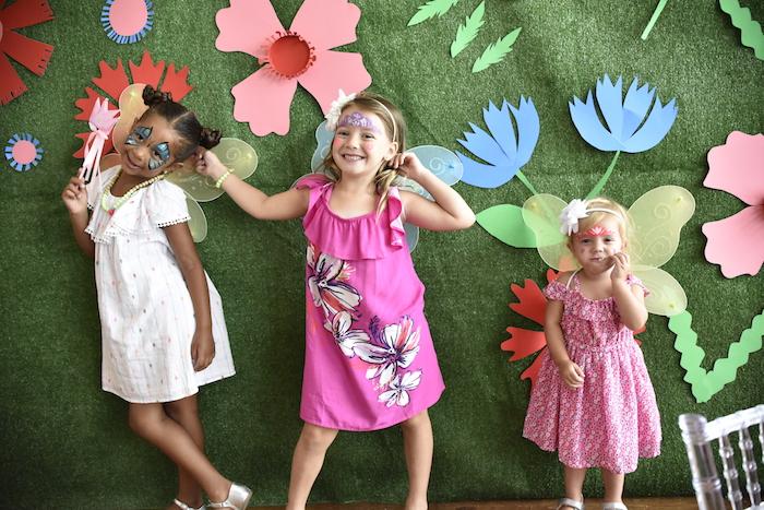 Fairy Garden Craft Party on Kara's Party Ideas   KarasPartyIdeas.com (7)