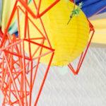 Geometric Jungle Animal Birthday Party on Kara's Party Ideas | KarasPartyIdeas.com (2)