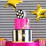 Glam Hollywood Birthday Party on Kara's Party Ideas | KarasPartyIdeas.com (2)