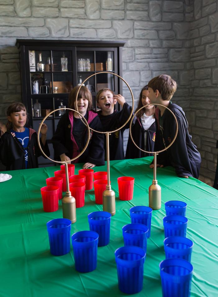 Kara S Party Ideas Happening Harry Potter Birthday Party