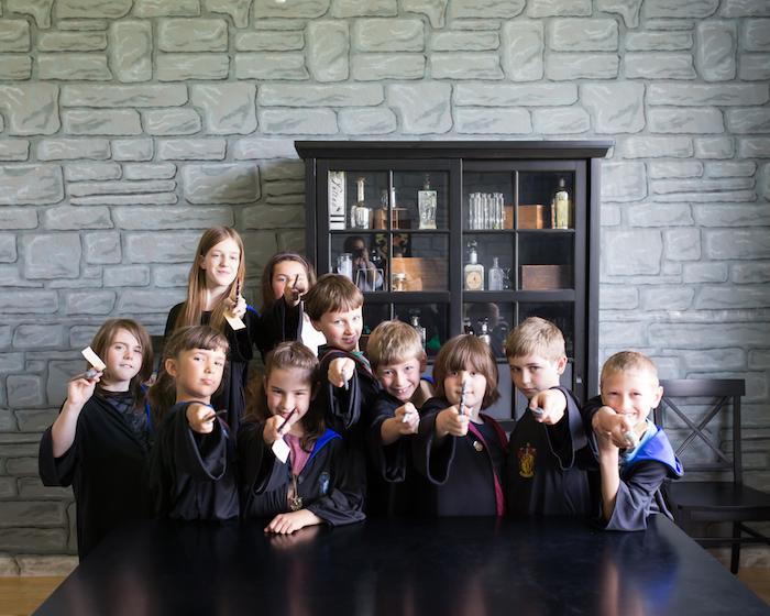 Happening Harry Potter Birthday Party on Kara's Party Ideas | KarasPartyIdeas.com (5)