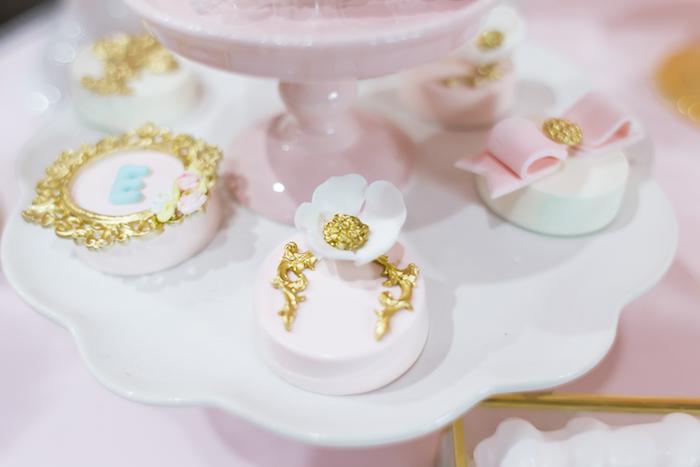 Chocolate covered Oreos from a Magical Princess Birthday Party on Kara's Party Ideas | KarasPartyIdeas.com (18)
