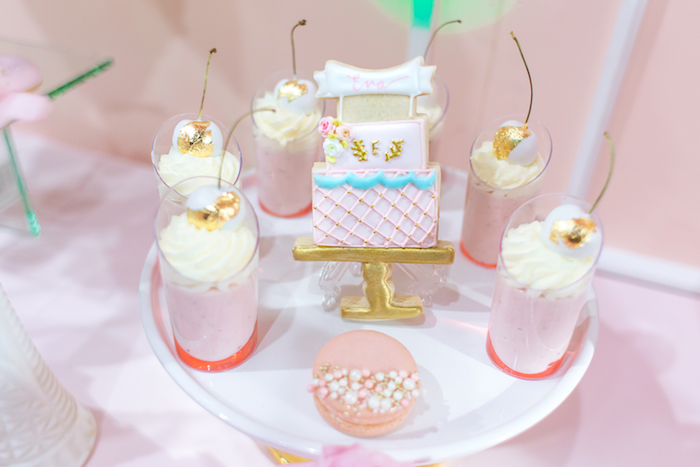 Sweets from a Magical Princess Birthday Party on Kara's Party Ideas | KarasPartyIdeas.com (17)
