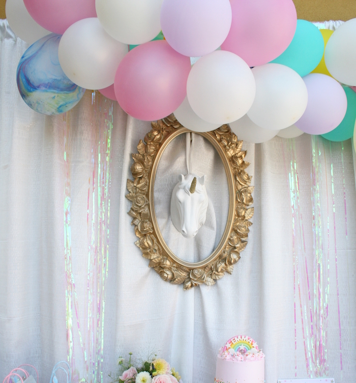 Kara S Party Ideas Magical Unicorn Birthday Party Kara S