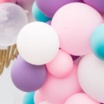 Pastel Mermaid Birthday Party on Kara's Party Ideas | KarasPartyIdeas.com (1)