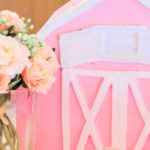 Pink Barnyard Birthday Party on Kara's Party Ideas | KarasPartyIdeas.com (3)