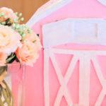 Pink Barnyard Birthday Party on Kara's Party Ideas | KarasPartyIdeas.com (3)