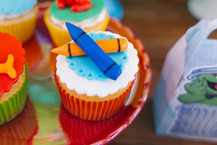 Rustic Sesame Street Birthday Party on Kara's Party Ideas   KarasPartyIdeas.com (11)