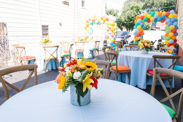 Rustic Sesame Street Birthday Party on Kara's Party Ideas   KarasPartyIdeas.com (7)