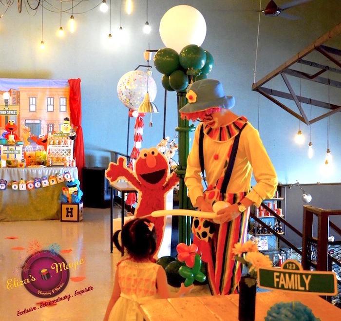 Sesame Street Birthday Party on Kara's Party Ideas | KarasPartyIdeas.com (14)