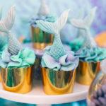 Shimmering Mermaid Birthday Party on Kara's Party Ideas | KarasPartyIdeas.com (1)