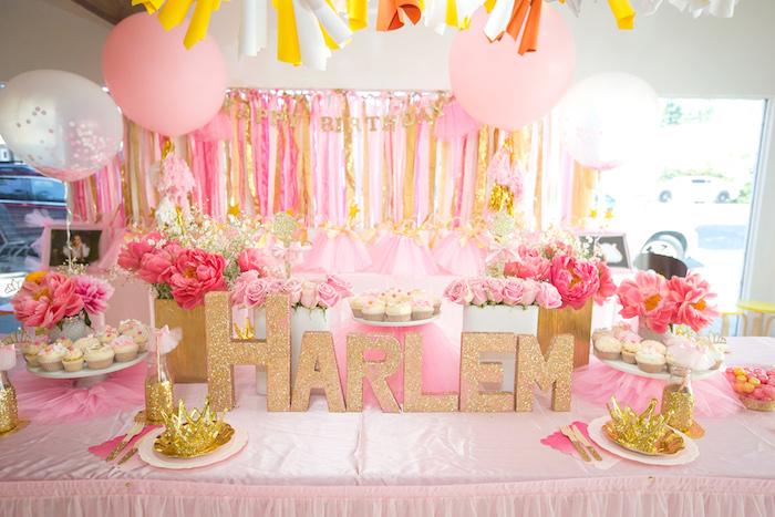 Karas Party Ideas Tutu Cute 2nd Birthday Karas Party Ideas