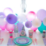 Under the Sea Mermaid Birthday Party on Kara's Party Ideas | KarasPartyIdeas.com (5)