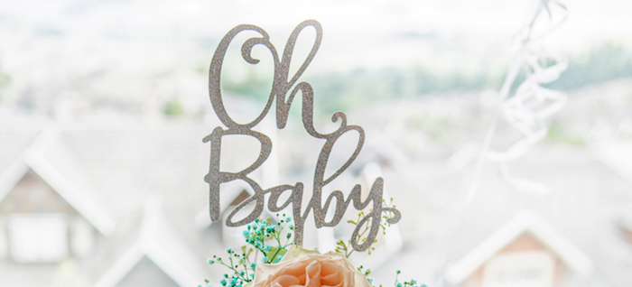 Pastel Gender Neutral Baby Shower on Kara's Party Ideas | KarasPartyIdeas.com