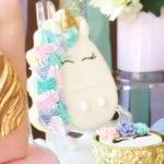 Unicorn 3rd Birthday Party on Kara's Party Ideas   KarasPartyIdeas.com