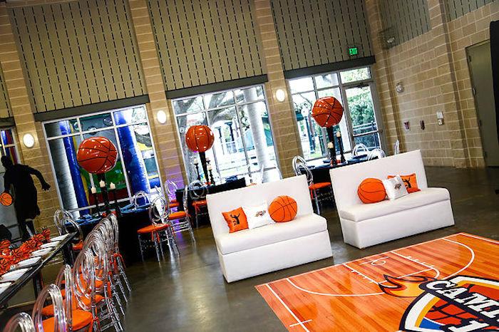 Basketball Thunder Birthday Party on Kara's Party Ideas | KarasPartyIdeas.com (21)