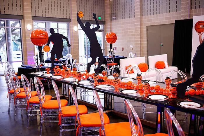 Basketball Thunder Birthday Party on Kara's Party Ideas | KarasPartyIdeas.com (18)