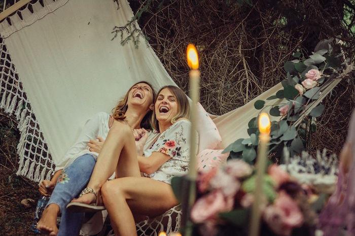 Boho Picnic Birthday Party on Kara's Party Ideas | KarasPartyIdeas.com (17)