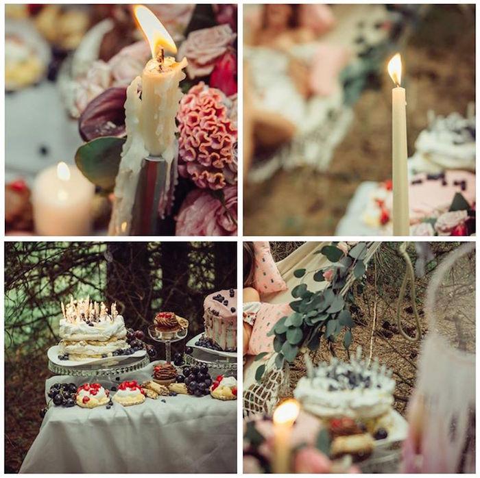 Boho Picnic Birthday Party on Kara's Party Ideas | KarasPartyIdeas.com (11)