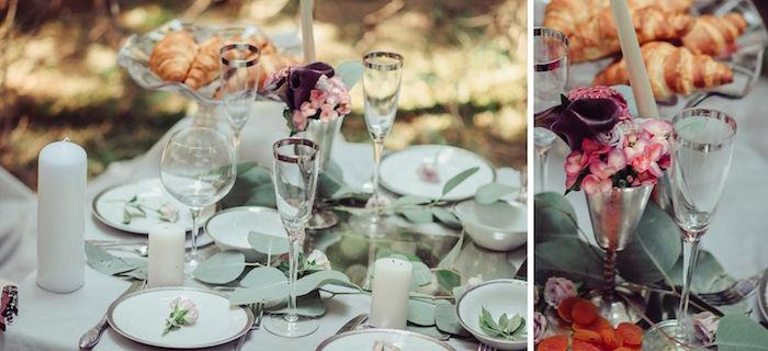 Tableware from a Boho Picnic Birthday Party on Kara's Party Ideas | KarasPartyIdeas.com (26)