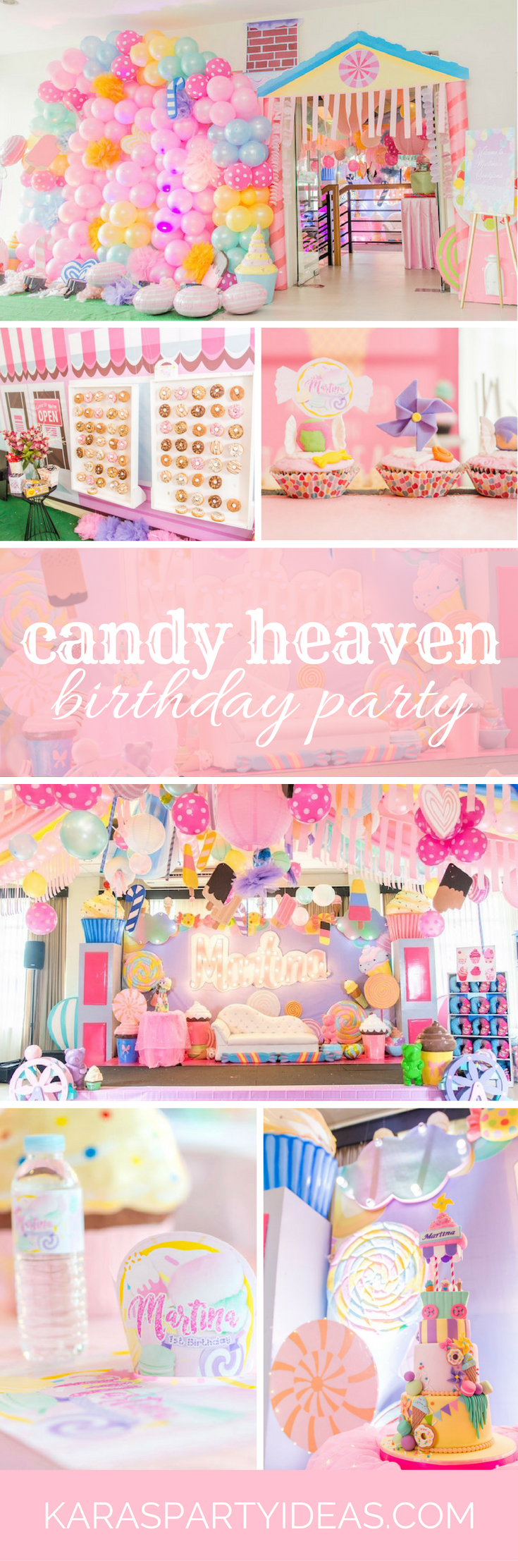 Tea time tea birthday party via kara s party ideas karaspartyideas com - Candy Heaven Birthday Party Via Kara S Party Ideas Karaspartyideas Com