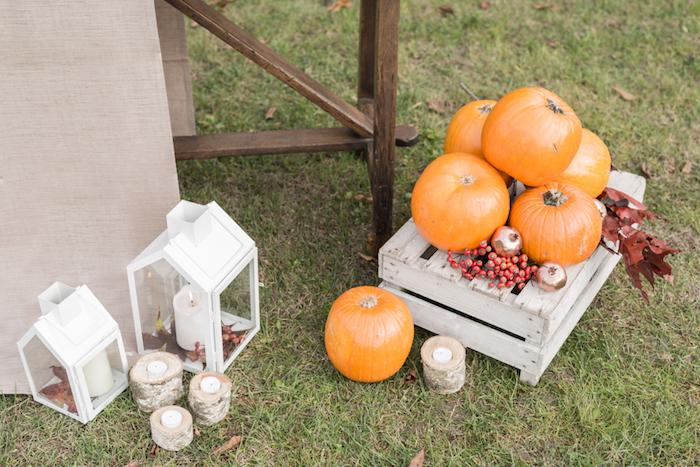 Fall Fox Baby Shower on Kara's Party Ideas | KarasPartyIdeas.com (33)