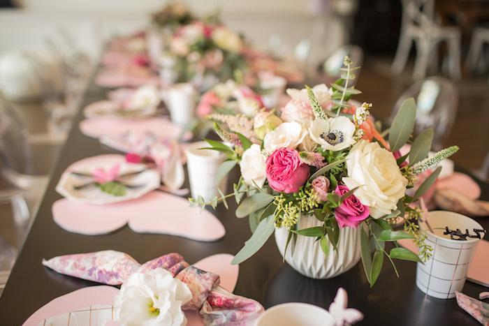 "Garden Spa ""Treat Yourself"" Birthday Party on Kara's Party Ideas   KarasPartyIdeas.com (33)"