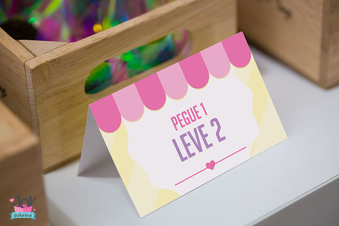 Shop label from a Little Shop Birthday Party on Kara's Party Ideas | KarasPartyIdeas.com (5)