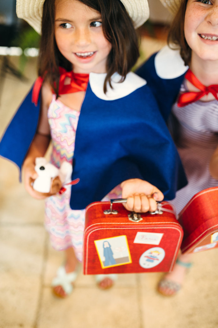 Madeline in Paris Birthday Party on Kara's Party Ideas | KarasPartyIdeas.com (24)