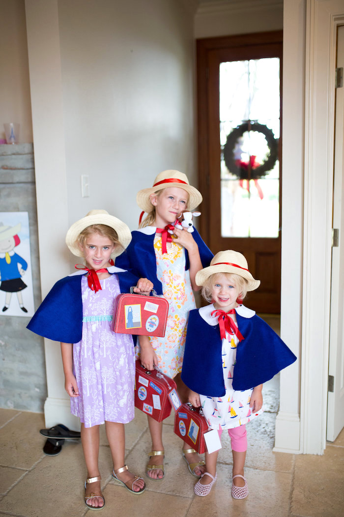 Little Madeline's from a Madeline in Paris Birthday Party on Kara's Party Ideas | KarasPartyIdeas.com (22)