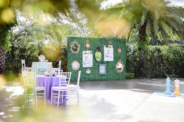 Modern Alice in Wonderland Birthday Party on Kara's Party Ideas | KarasPartyIdeas.com (52)