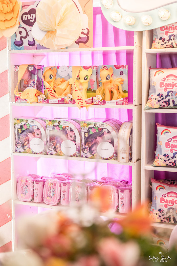 Favors from a My Little Pony Birthday Party on Kara's Party Ideas | KarasPartyIdeas.com (21)