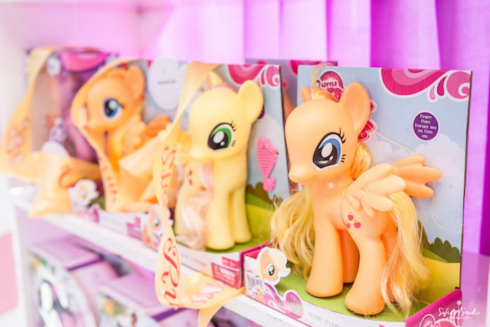 My Little Pony favors from a My Little Pony Birthday Party on Kara's Party Ideas | KarasPartyIdeas.com (19)