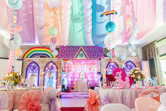 My Little Pony Birthday Party on Kara's Party Ideas | KarasPartyIdeas.com (18)