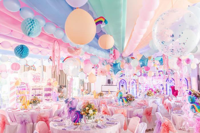 My Little Pony Birthday Party on Kara's Party Ideas | KarasPartyIdeas.com (10)