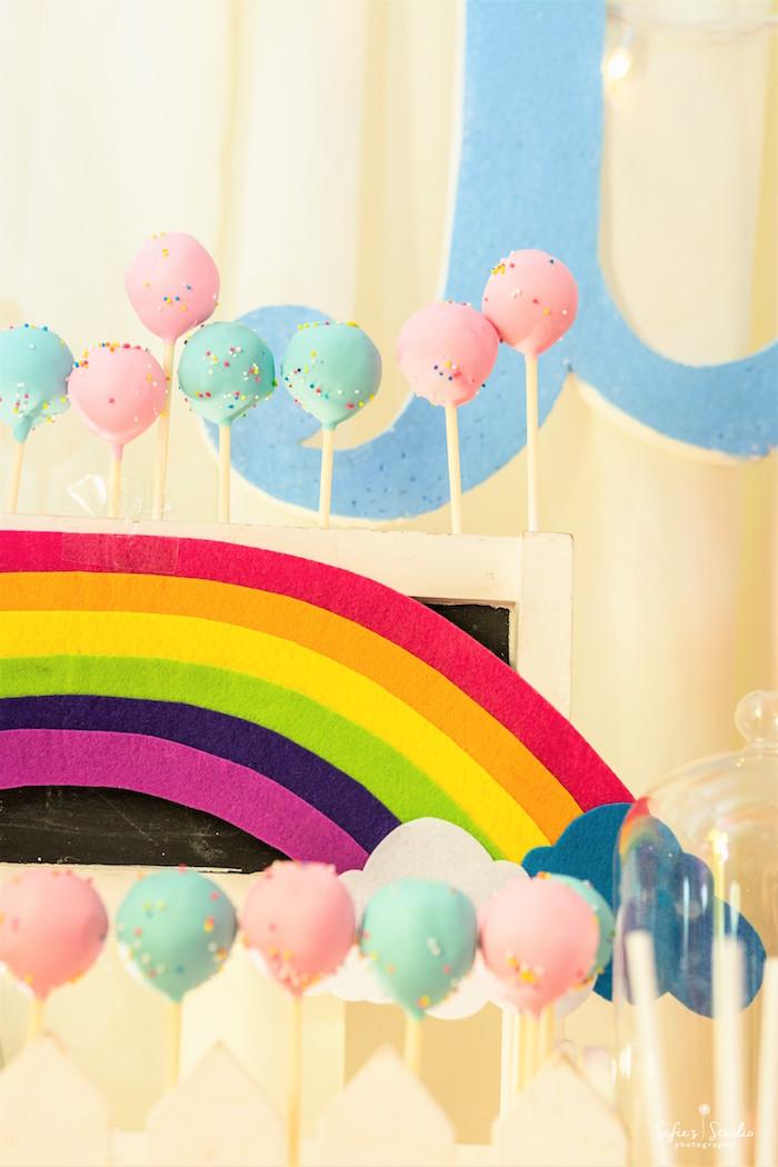 Cake pops from a My Little Pony Birthday Party on Kara's Party Ideas | KarasPartyIdeas.com (25)