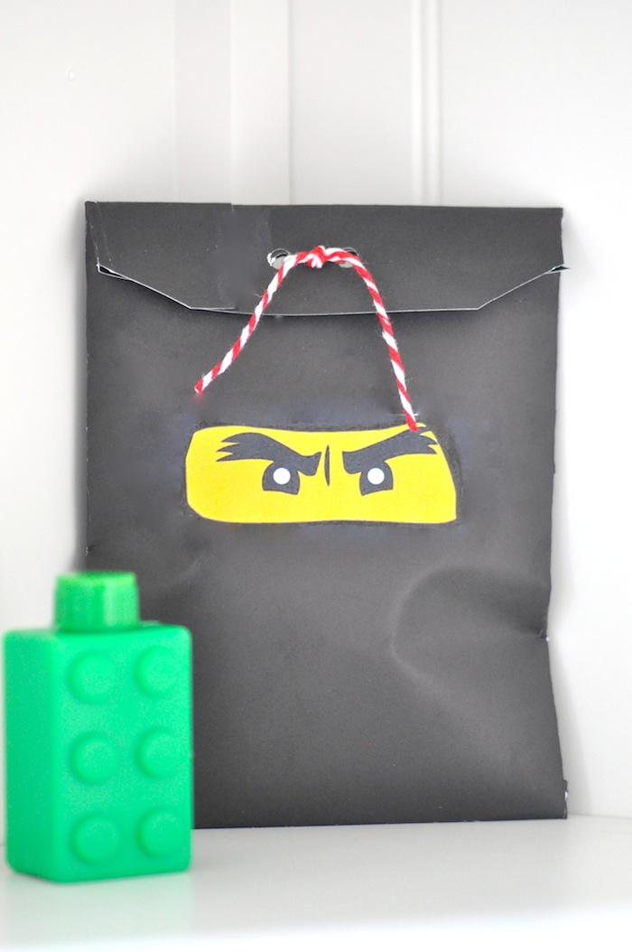 Kara's Party Ideas LEGO NINJAGO Movie Party | Kara's Party Ideas