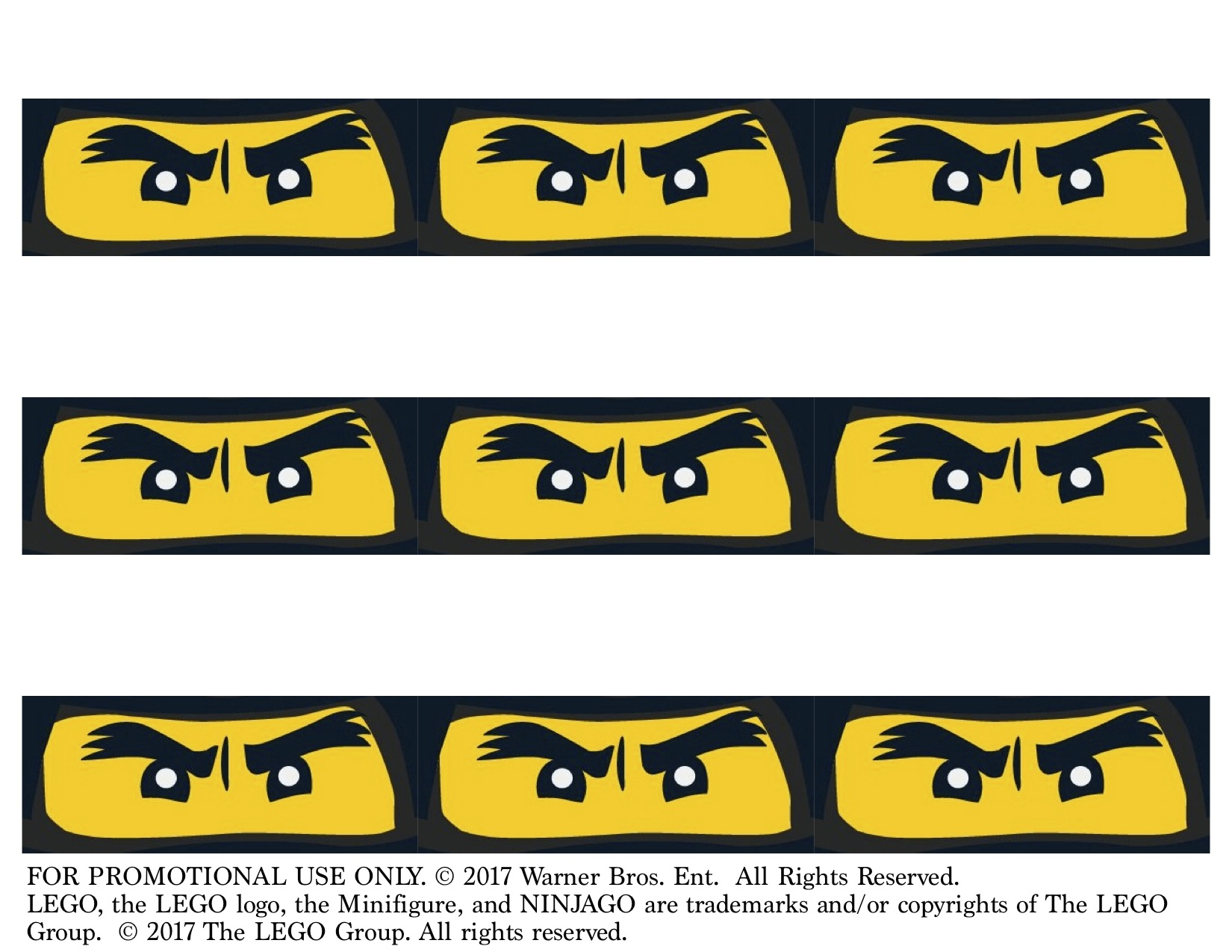 graphic relating to Ninjago Eyes Printable referred to as Karas Occasion Suggestions LEGO NINJAGO Video clip Occasion Karas Celebration Suggestions