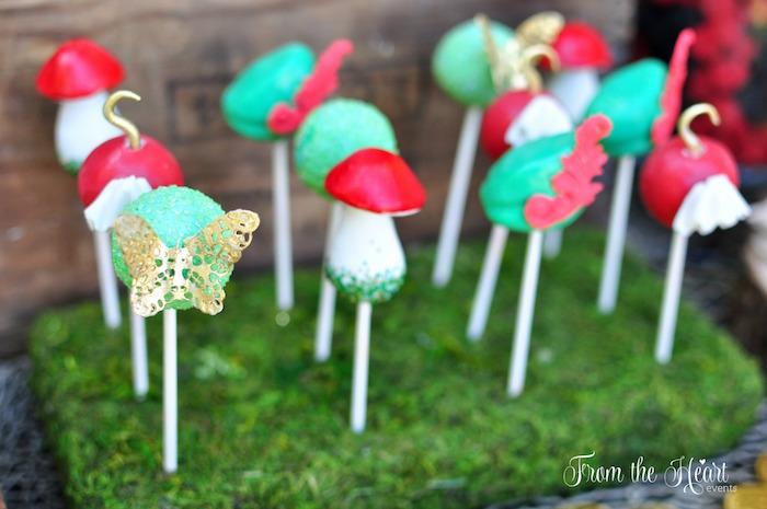 Cake pops from a Neverland Birthday Party on Kara's Party Ideas   KarasPartyIdeas.com (20)