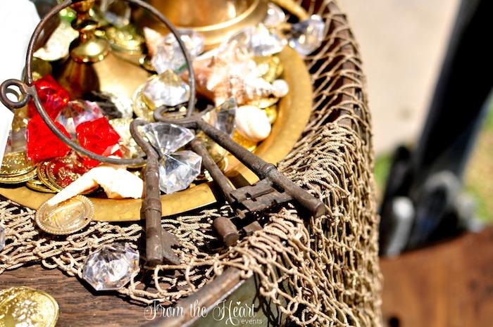 Treasure from a Neverland Birthday Party on Kara's Party Ideas | KarasPartyIdeas.com (45)