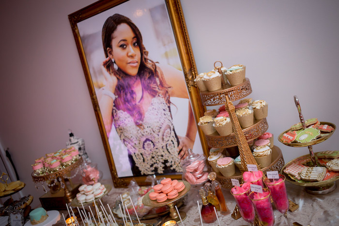 Kara S Party Ideas Queen Marie Antoinette 30th Birthday