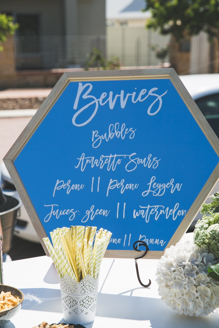 """Signage from a Rustic """"Where the Wild Things Are"""" Birthday Party on Kara's Party Ideas   KarasPartyIdeas.com (8)"""