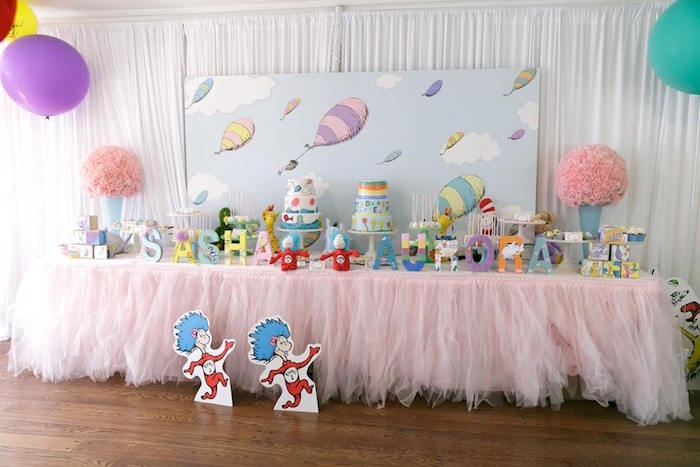 Seussville Birthday Party on Kara's Party Ideas | KarasPartyIdeas.com (18)