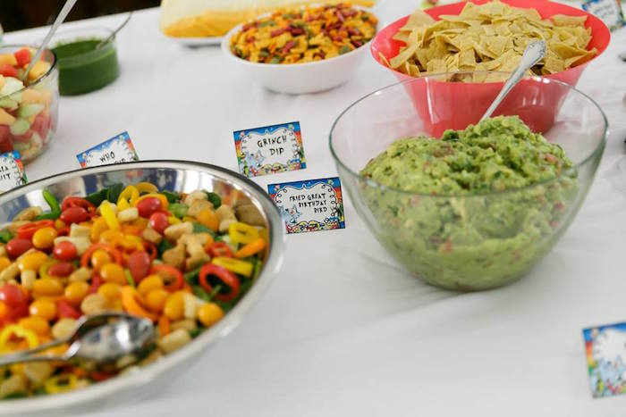 Food from a Seussville Birthday Party on Kara's Party Ideas | KarasPartyIdeas.com (17)